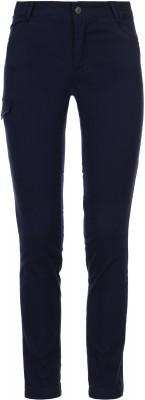 Брюки женские Merrell, размер 50Брюки <br>Практичные классические брюки для путешествий и прогулок от merrell. Натуральные материалы ткань, выполненная из хлопка с небольшим добавлением спандекса, приятна на ощупь.