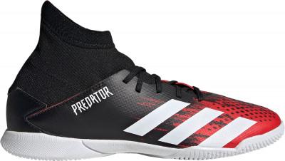 Бутсы для мальчиков Adidas Predator 20.3 IN, размер 35