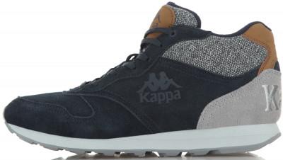 Кроссовки утепленные мужские Kappa Authentic Run Mid 35bf051255b