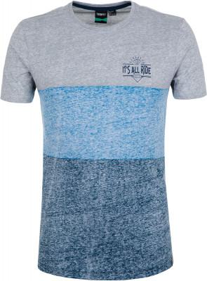 Футболка мужская Termit, размер 46Surf Style <br>Удобная футболка termit - идеальный выбор для жарких летних дней. Свобода движений прямой крой не стесняет движения.