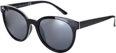 Солнцезащитные очки женские InvuЖенские солнцезащитные очки от invu - оптимальное сочетание качества и эффектного дизайна.<br>Возраст: Взрослые; Пол: Женский; Цвет линз: Серый с серебристым; Цвет оправы: Черный, белый; Назначение: Городской стиль; Ультрафиолетовый фильтр: Да; Поляризационный фильтр: Да; Зеркальное напыление: Да; Категория фильтра: 3; Материал линз: Полимер; Оправа: Пластик; Вид спорта: Активный отдых; Технологии: Ultra Polarized; Производитель: Invu; Артикул производителя: B2830A; Срок гарантии: 1 месяц; Страна производства: Китай; Размер RU: Без размера;