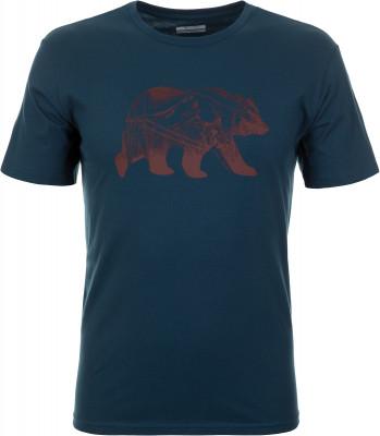 Футболка мужская Columbia Warren Grove Tee, размер 56-58Футболки<br>Удобная и практичная футболка от columbia - прекрасный вариант для долгих прогулок. Натуральные материалы модель выполнена из натурального хлопка.