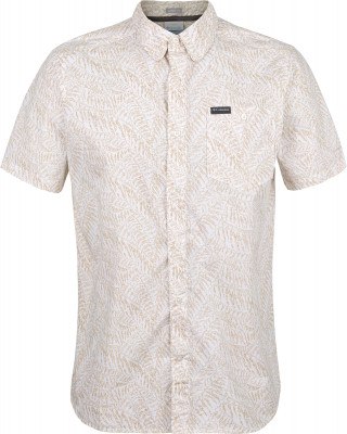 Рубашка с коротким рукавом мужская Columbia Brentyn Trail II SS, размер 50-52