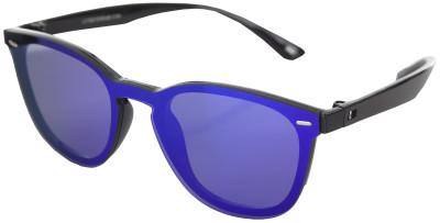 Солнцезащитные очки женские LetoЛегкие и удобные солнцезащитные очки leto с полимерными линзами в пластмассовой оправе.<br>Возраст: Взрослые; Пол: Женский; Цвет линз: Синий; Цвет оправы: Черный; Назначение: Городской стиль; Ультрафиолетовый фильтр: Да; Поляризационный фильтр: Нет; Зеркальное напыление: Да; Категория фильтра: 3; Материал линз: Полимер; Оправа: Пластик; Вид спорта: Активный отдых; Производитель: Leto; Артикул производителя: 701808B; Срок гарантии: 1 месяц; Страна производства: Китай; Размер RU: Без размера;