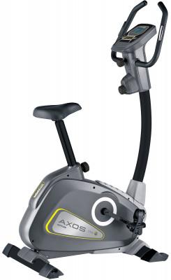 Велотренажер Kettler Cycle MПростой и надежный велотренажер отлично подходит для кардиотренировок. Занятия укрепляют мышцы ног и пресса и повышают аэробную выносливость.<br>Система нагружения: Магнитная; Масса маховика: 6 кг; Регулировка нагрузки: Механическая; Нагрузка: 8 уровней; Измерение пульса: Датчики на поручнях; Нагрудный кардиодатчик: Опционально; Питание тренажера: Батарейки; Максимальный вес пользователя: 110 кг; Время тренировки: Есть; Скорость: Есть; Пройденная дистанция: Есть; Скорость вращения педалей: Есть; Израсходованные калории: Есть; Пульс: Есть; Контроль за верхним пределом пульса: Есть; Целевые тренировки (CountDown): Есть; Дополнительные функции: Фитнес-тест; Регулировка руля: Есть; Регулировка сиденья: Вертикальная; Транспортировочные ролики: Есть; Компенсаторы неровности пола: Есть; Размер в рабочем состоянии (дл. х шир. х выс), см: 86 х 59 х 142; Вес, кг: 29,2; Вид спорта: Кардиотренировки; Производитель: HEINZ KETTLER GMBH &amp; CO.KG; Артикул производителя: 7627-900; Срок гарантии: 2 года; Страна производства: Китай; Размер RU: Без размера;