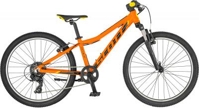 Scale 24 (2019), размер 130-145Велосипеды<br>Велосипед scott scale 24, разработанный специально для мальчиков-подростков.
