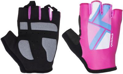 Перчатки велосипедные Cyclotech CannaВелосипедные перчатки cyclotech. Особенности модели: гасят неприятные вибрации; комфортная посадка; хорошая вентиляция; петли между пальцами позволяют легко снять перчатки.<br>Возраст: Взрослые; Пол: Женский; Размер: 7; Материал верха: 50 % искусственная кожа, 35 % эластан, 15 % нейлон; Тип фиксации: Резинка; Производитель: Cyclotech; Артикул производителя: CNN-BK-M; Срок гарантии: 6 месяцев; Страна производства: Пакистан; Размер RU: 7;