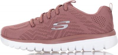 Кроссовки женские Skechers, размер 36
