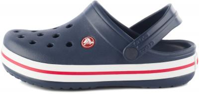 Шлепанцы для мальчиков Crocs Crocband Clog K, размер 31-32