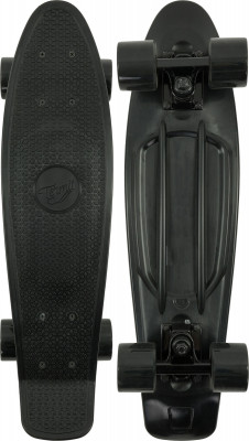 Termit S19ETESB025TRT-BBМини-круизеры<br>Мини-круизер termit гарантирует максимально комфортное катание плавность хода широкие колеса из полиуретана размером 60 x 45 мм с жесткостью 78а.