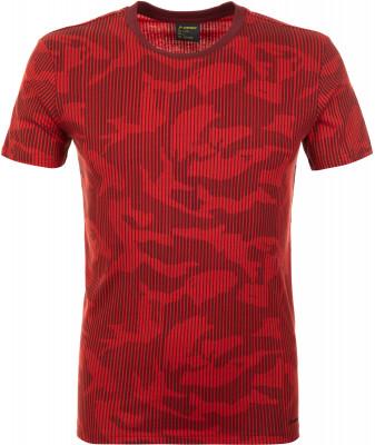 Футболка мужская Demix, размер 54Футболки<br>Удобная футболка в спортивном стиле от demix. Натуральные материалы ткань из натурального хлопка приятна на ощупь.
