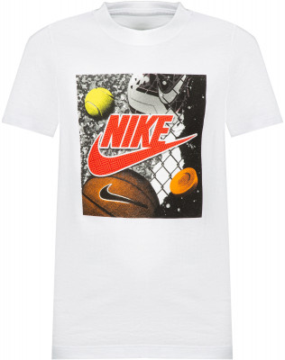 Футболка для мальчиков Nike Sportswear, размер 128-137