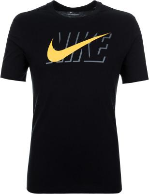 Футболка мужская Nike Sportswear, размер 50-52Футболки<br>Мягкая и комфортная футболка nike sportswear в классическом спортивном стиле. Натуральные материалы модель выполнена из натурального воздухопроницаемого хлопка.
