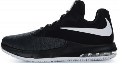Кроссовки мужские Nike Air Max Infuriate III, размер 10.5Кроссовки <br>Отличный выбор для баскетбольных игр и тренировок - кроссовки nike air max infuriate iii low. Амортизация вставка max air 360 эффективно гасит ударные нагрузки.