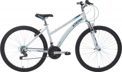 Stern Vega 1.0 26 (2018)Отличная модель для начинающих велосипедисток. Управляемость 18-скоростная трансмиссия позволяет выбрать оптимальную нагрузку в зависимости от рельефа трассы.<br>Материал рамы: Высокопрочная сталь; Размер рамы: 16; Амортизация: Hard tail; Конструкция рулевой колонки: Неинтегрированная; Наименование вилки: HL BRAVO-325E, 26, шток 25,4 мм,; Конструкция вилки: Пружинно-эластомерная; Ход вилки: 50 мм; Материал педалей: Пластик; Система: Prowheel; Количество скоростей: 18; Наименование переднего переключателя: Sunrace FDM2S; Наименование заднего переключателя: Sunrace RDM2T; Конструкция педалей: Классические; Наименование манеток: SUNRACE TSM-28; Конструкция манеток: Вращающиеся ручки; Тип переднего тормоза: Ободной; Тип заднего тормоза: Ободной; Материал втулок: Сталь; Диаметр колеса: 26; Тип обода: Одинарный; Материал обода: Алюминий; Наименование покрышек: Wanda 26 x 1,95; Материал руля: Сталь; Название шифтера: Sunrace TSM-38; Конструкция руля: Изогнутый; Регулировка руля: Да; Регулировка седла: Да; Амортизационный подседельный штырь: Нет; Сезон: 2018; Максимальный вес пользователя: 90 кг; Вид спорта: Велоспорт; Технологии: Hi-ten steel; Производитель: Stern; Артикул производителя: 18VEG116T; Срок гарантии: 2 года; Вес, кг: 16; Страна производства: Россия; Размер RU: 150-165;