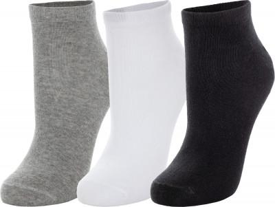 Носки для мальчиков Demix, 3 пары, размер 34-36Носки<br>Носки для мальчиков от demix обеспечивают удобную посадку, легко пропускают воздух. Прекрасно подойдут для тренировок.