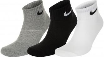 Носки Nike Lightweight Quarter, 3 пары