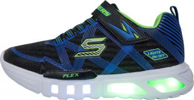 Кроссовки для мальчиков Skechers Flex-Glow, размер 28,5