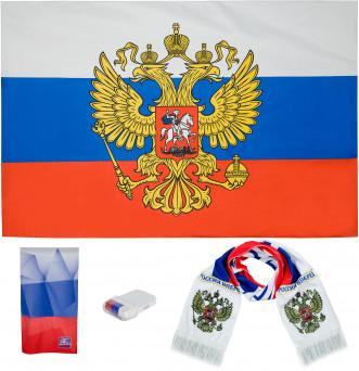 Набор болельщика BRO RUSSIAN