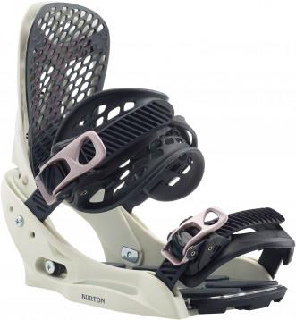 Крепления сноубордические женские Burton ESCAPADE EST