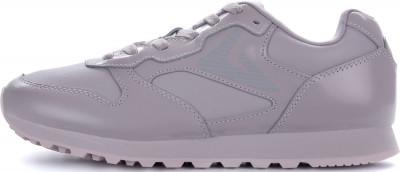 Кроссовки женские Demix Free Runner Lea, размер 37Кроссовки <br>Кроссовки demix free runner lea, выполненные в классическом спортивном стиле, станут отличным завершением образа.