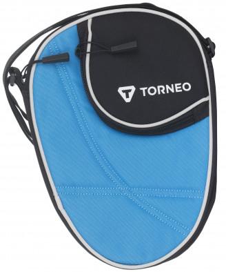 Чехол для 2 ракеток с карманом для мячей Torneo