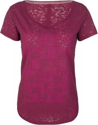 Футболка женская Columbia Elevated II Tee, размер 44Футболки<br>Легкая женская футболка для поездок и путешествий от columbia. Натуральные материалы натуральный хлопок в составе ткани для комфорта и циркуляции воздуха.