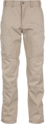 Брюки мужские Outventure, размер 58Брюки <br>Удобные и практичные брюки от outventure, разработанные специально для походов и активного отдыха на природе.