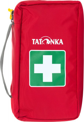 Аптечка Tatonka First Aid MВещь, незаменимая во время отдыха на природе - аптечка от tatonka.<br>Вес, кг: 0,16; Размеры (дл х шир х выс), см: 24 x 12,5 x 6,5; Материалы: Нейлон 420 HD; Производитель: Tatonka; Артикул производителя: 2815.015; Страна производства: Вьетнам; Размер RU: Без размера;