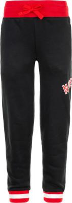 Брюки для мальчиков Nike, размер 104Брюки <br>Детские брюки от nike для самых маленьких поклонников спортивного стиля. Натуральные материалы в составе ткани преобладает натуральный воздухопроницаемый хлопок.