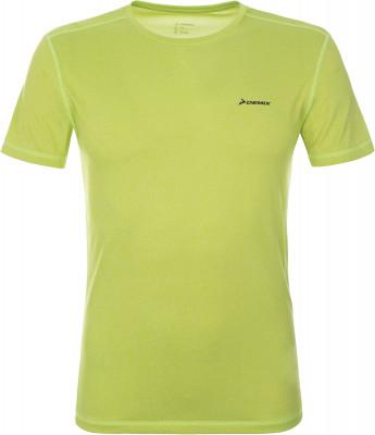 Футболка мужская Demix, размер 46Футболки<br>Удобная лаконичная футболка demix подойдет для занятий тренингом. Отведение влаги технологичная ткань movi-tex обеспечивает эффективный влагоотвод.
