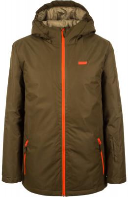 Куртка утепленная мужская Termit, размер 50Куртки <br>Утепленная куртка termit подойдет для катания на сноуборде. Водонепроницаемая мембрана модель выполнена из мембранной ткани dry vex.