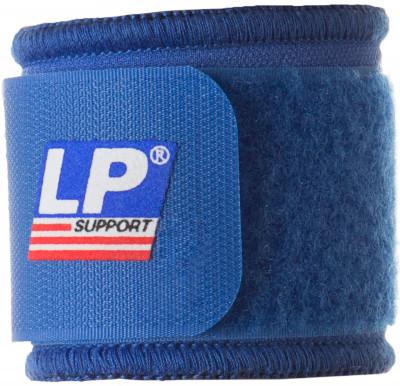 Суппорт запястья LP 703Суппорт-напульсник помогает минимизировать риск травмы. Стабилизирует запястье, предотвращая появление болевых ощущений.<br>Материалы: 75 % неопрен класса А, 25 % эластичный нейлон; Производитель: LP Support; Артикул производителя: LPP703; Срок гарантии: 2 года; Страна производства: Тайвань; Размер RU: M;