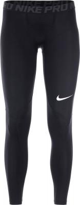 Тайтсы мужские Nike Pro, размер 44-46Брюки <br>Технологичные мужские тайтсы nike pro - оптимальный вариант для тренинга. Отведение влаги ткань nike dry отводит влагу и обеспечивает комфортный микроклимат.