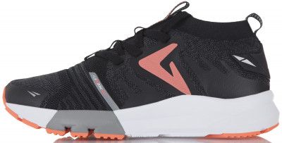 Кроссовки женские Demix Splash, размер 36Кроссовки <br>Женские кроссовки demix splash для бега в спортивном зале и на улице. Модель рассчитана на нейтральную пронацию. Амортизация подошва из эва гасит ударные нагрузки.