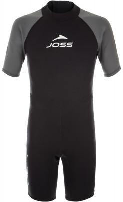 Гидрокостюм мужской Joss, размер 50Гидрокостюмы<br>Мужской гидрокостюм с коротким рукавом толщиной 1, 5 мм, предназначенный для теплой воды. Модель рассчитана на средний уровень подготовки.