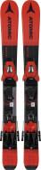 Горные лыжи детские Atomic REDSTER J2 70-90 + L C 5 GW