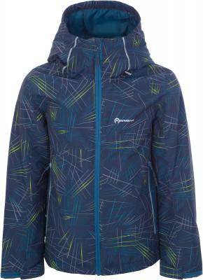 Куртка для мальчиков Outventure, размер 158Куртки <br>Удобная и практичная детская куртка outventure для походов и активного отдыха на природе.