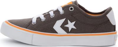 Кеды детские Converse Star Replay, размер 26Кеды <br>Converse star replay - это универсальные кеды, созданные как для комфорта, так и для стиля.