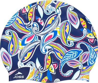 Шапочка для плавания JossУдобная и яркая шапочка joss подойдет для занятия плаванием в бассейне. Модель выполнена из плотного силикона.<br>Пол: Мужской; Возраст: Взрослые; Вид спорта: Плавание; Назначение: Универсальные; Материалы: 100 % силикон; Производитель: Joss; Артикул производителя: AAC03A7MJ; Страна производства: Китай; Размер RU: Без размера;