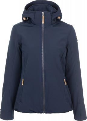 Куртка утепленная женская IcePeak TuulaУдобная и практичная женская куртка от icepeak станет оптимальным выбором для походов и активного отдыха.<br>Пол: Женский; Возраст: Взрослые; Сезон: Осень; Вид спорта: Походы; Вес утеплителя на м2: 80 г/м2; Наличие чехла: Нет; Длина по спинке: 64 см; Водонепроницаемость: 7000 мм; Паропроницаемость: 3000 г/м2/24 ч; Температурный режим: До -5; Покрой: Приталенный; Дополнительная вентиляция: Нет; Проклеенные швы: Нет; Длина куртки: Короткая; Капюшон: Отстегивается; Мех: Отсутствует; Количество карманов: 2; Водонепроницаемые молнии: Нет; Технологии: Icetech Softshell 7 000/3 000, Reflectors, Water Repellent; Производитель: IcePeak; Артикул производителя: 54845682IVX; Страна производства: Китай; Материал верха: 94 % полиэстер, 6 % эластан; Материал подкладки: 100 % полиэстер; Материал утеплителя: 100 % полиэстер; Размер RU: 46;