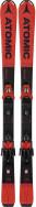 Горные лыжи детские Atomic REDSTER J2 130-150 + L C 5 GW