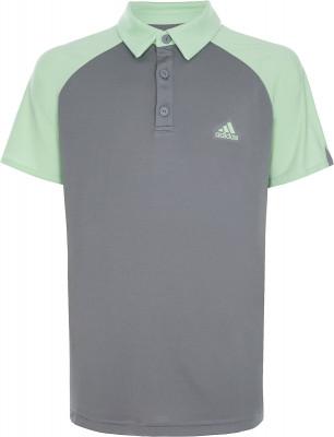 Поло для мальчиков Adidas Club, размер 170