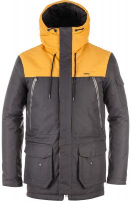 Куртка утепленная мужская OutventureУтепленная куртка от outventure - это универсальная модель для путешествий и долгих прогулок.<br>Пол: Мужской; Возраст: Взрослые; Вид спорта: Путешествие; Вес утеплителя на м2: 250 г/м2; Наличие мембраны: Да; Наличие чехла: Нет; Возможность упаковки в карман: Нет; Регулируемые манжеты: Нет; Водонепроницаемость: 3000 мм; Паропроницаемость: 3000 г/м2/24 ч; Вес утеплителя: 250 г/м2; Температурный режим: До -20; Покрой: Прямой; Дополнительная вентиляция: Нет; Проклеенные швы: Нет; Длина куртки: Длинная; Наличие карманов: Да; Капюшон: Не отстегивается; Количество карманов: 7; Артикулируемые локти: Нет; Застежка: Молния; Технологии: ADD DRY; Производитель: Outventure; Артикул производителя: LMV1033A50; Страна производства: Китай; Материал верха: 100 % полиэстер; Материал подкладки: 100 % полиэстер; Материал утеплителя: 100 % полиэстер; Размер RU: 50;
