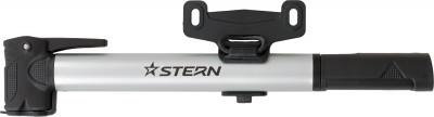 Насос SternНасос с манометром подходит для накачивания камер с авто и велониппелем.<br>Телескопическая конструкция: Нет; Максимальное давление: 120 psi / 8,27 бар; Тип ниппеля: Велосипедный, автомобильный; Материалы: Пластик, алюминий; Вид спорта: Велоспорт; Срок гарантии: 6 месяцев; Производитель: Stern; Артикул производителя: CP-1-S18; Длина: 21,5 см; Страна производства: Китай; Размер RU: Без размера;