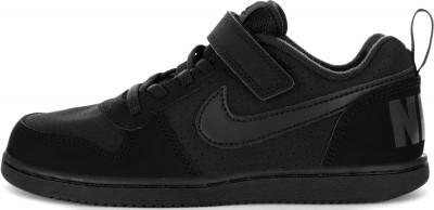 Кеды для мальчиков Nike Court Borough Low, размер 32.5
