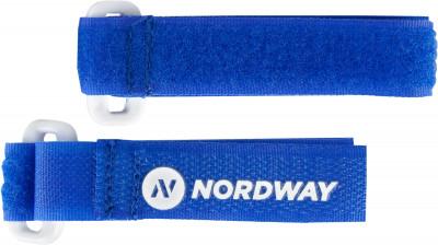 Липучки для лыж NordwayЛипучки для лыж nordway, изготовленные из прочного полиэстера. Липучки легко и надежно фиксируют лыжи во время хранения и переноски.<br>Пол: Мужской; Возраст: Взрослые; Вид спорта: Беговые лыжи; Материалы: 100 % полиэстер; Состав: 100% полиэстер; Производитель: Nordway; Артикул производителя: ENDXA0013M; Срок гарантии: 1 год; Страна производства: Китай; Размер RU: Без размера;