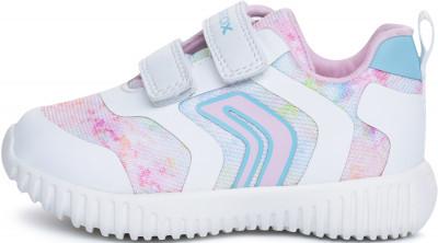 Кроссовки для девочек Geox Waviness, размер 24