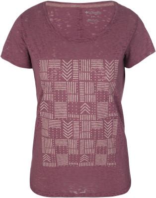 Футболка женская Columbia Elevated II Tee, размер 42Футболки<br>Легкая женская футболка для поездок и путешествий от columbia. Натуральные материалы натуральный хлопок в составе ткани для комфорта и циркуляции воздуха.