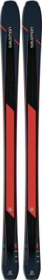 Горные лыжи + крепления Salomon N XDR 84 Ti + N WARDEN MNC 13